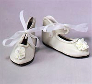 French Ribbon Shoes